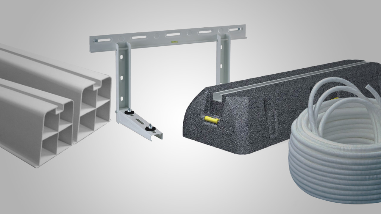 NICCONS Brackets, Supports & Drains